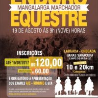 Regulamento Enduro Equestre 2017