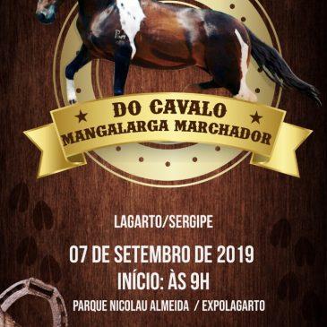 III Copa de marcha do cavalo mangalarga marchador